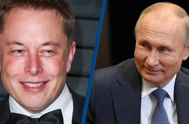 Elon Musk, Putin'i Clubhouse'a Davet Etti Gelen Cevap Ilımlı