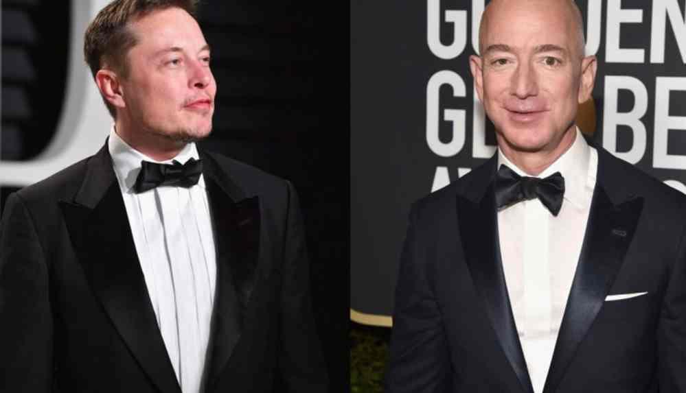 Jeff Bezos, Elon Musk'ı Geçerek Tekrar Dünyanın En Zengin İnsanı Oldu