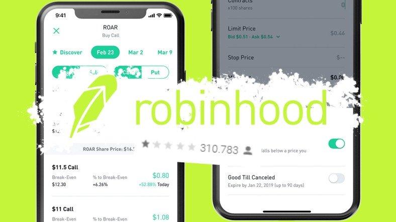 Robinhood Uygulaması, Google Play Store'da Yeniden 1 Yıldız Oldu