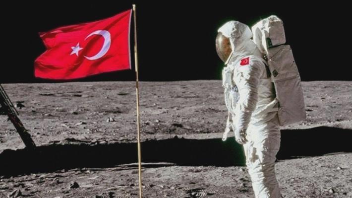 Türkiye'nin Ay'a İniş Projesinde Sürpriz İddia: Roket, Somali'den Kalkacak