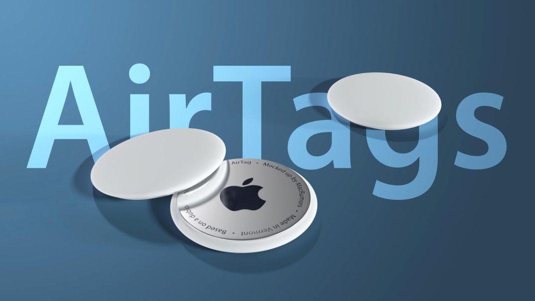 Apple'ın bu ay içinde tanıtacağı iddia edilen AirTags cihazı için bir tasarımcı, fazlasıyla şık gözüken bir konsept tasarım oluşturdu. 4RMD tarafından oluşturulan tasarımda metal Apple logosuna ve mat siyah ve beyaz renklerine yer verildi.