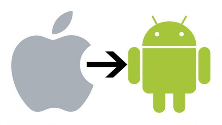 Apple, iCloud'a iPhone'dan Android'e Geçişi Kolaylaştıran Bir Özellik Ekledi