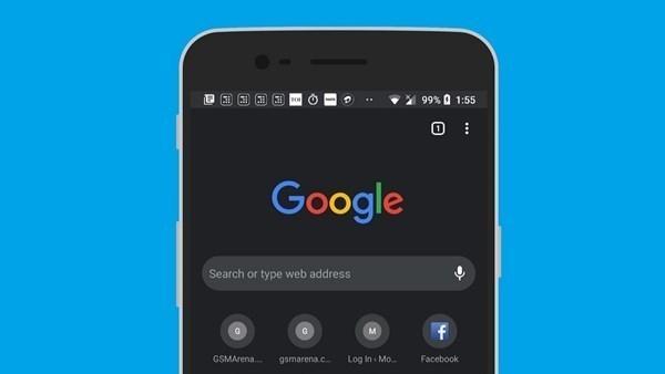 Chrome tarayıcısının Android sürümüne, site önizleme işlevi geldi