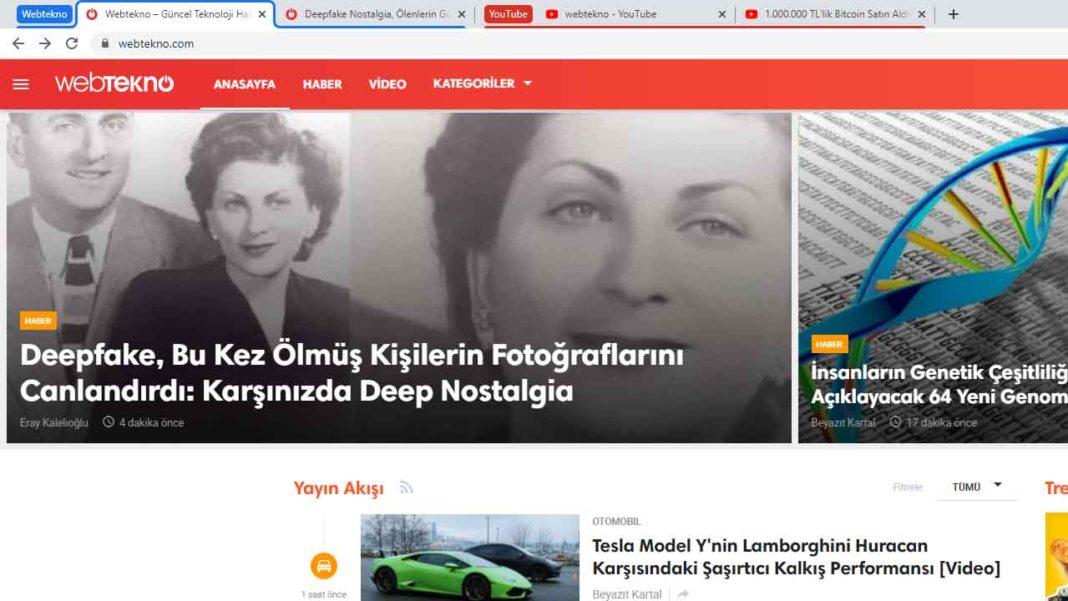 Google Chrome'un Masaüstü Sürümüne 'Sekme Gruplama' Özelliği Geldi