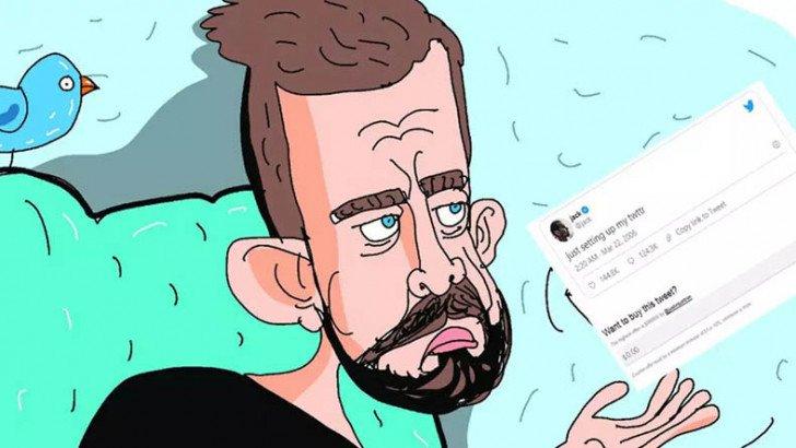 Jack Dorsey'in İlk Tweetini 2,9 Milyon Dolara Satın Alan Türk Asıllı İş İnsanından Açıklama
