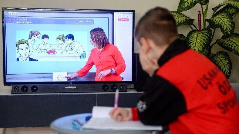 TBMM Başkanı'ndan 'Online Eğitim' Açıklaması: Kalıcı Olarak Devam Edecek