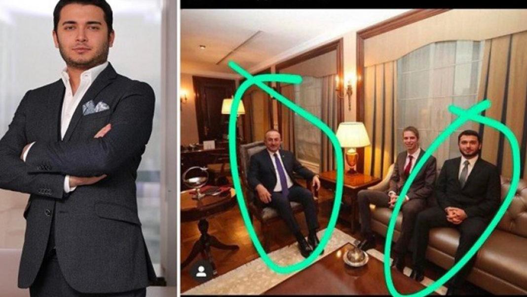 Dışişleri Bakanı'ndan Birlikte Fotoğrafı Çıkan Thodex CEO'su Hakkında Açıklama: Tanımıyorum