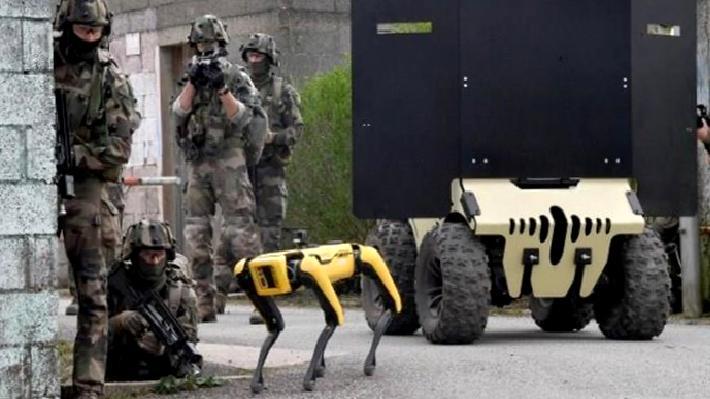 Fransız Ordusu, Boston Dynamics'in Ünlü Robotuyla Eğitim Yaptı