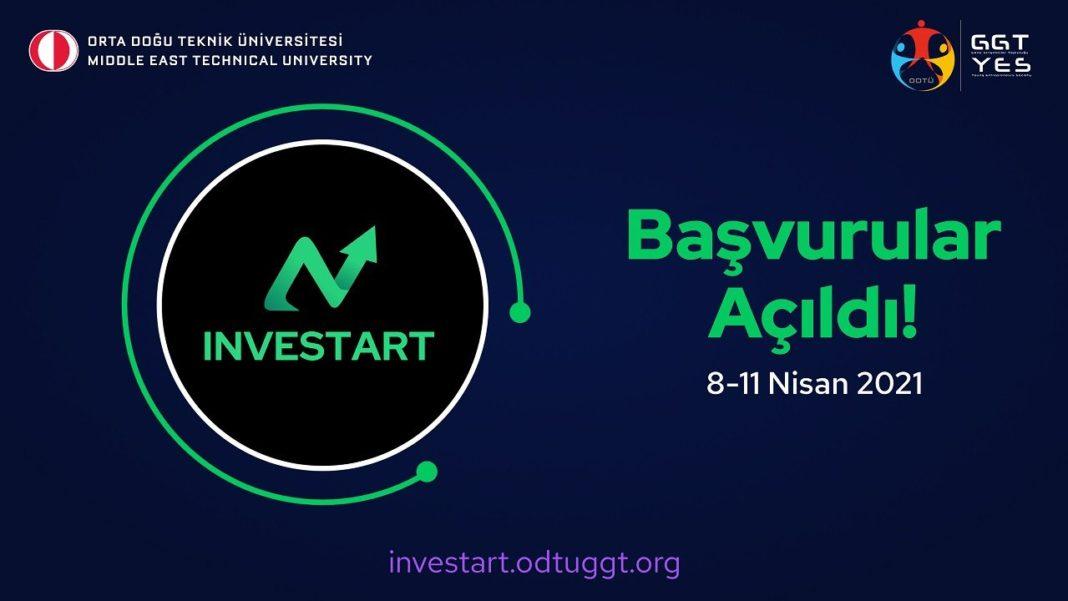 Girişim Fikirlerine Yatırım Şansı Sunan ODTÜ Investart 21, 8 Nisan'da Başlıyor