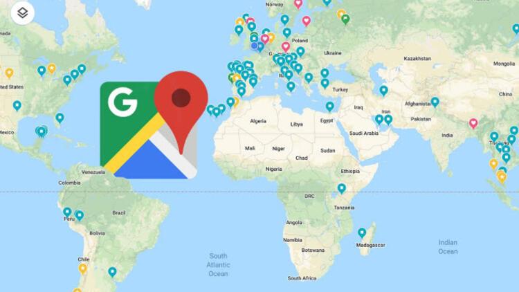 Google Haritalar Artık Geri Dönüşüm İçin Atık Kabul Eden İşletmelerin Yerini Gösterecek