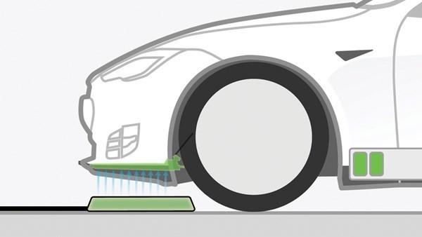 Koreli üreticiler, elektrikli araçlar için kablosuz hızlı şarj standardı sundu: Bir saat içinde %80