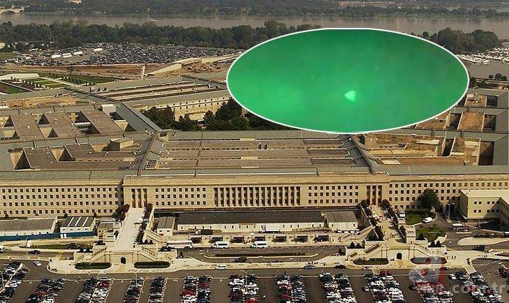 Pentagon, Sosyal Medyayı Ayağa Kaldıran Piramit Şeklindeki UFO Görüntülerini Doğruladı