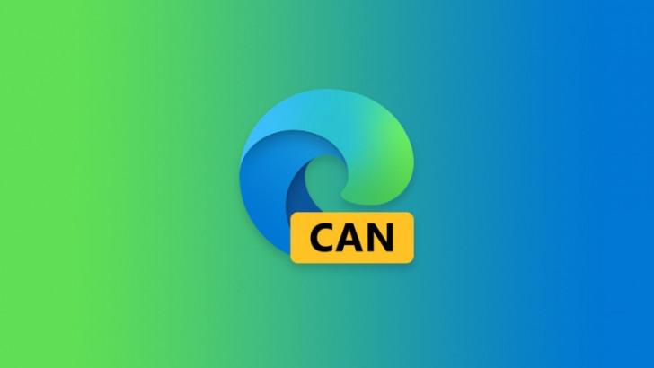 Yeni Arayüz ve Özellikler Sunan Microsoft Edge Canary Uygulaması Android İçin Yayınlandı