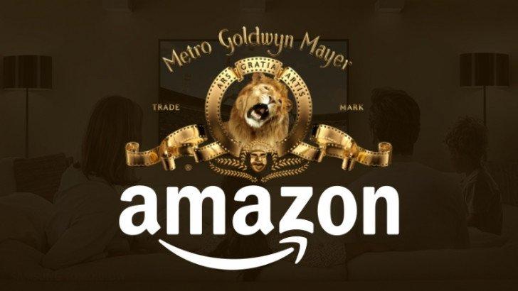 Dev Anlaşma Gerçekleşti: Amazon, MGM'yi 8,45 Milyar Dolara Satın Aldı