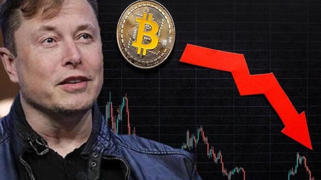 Elon Musk, Bitcoin'in Sert Düşüşünün Ardından İlk Kez Açıklama Yaptı