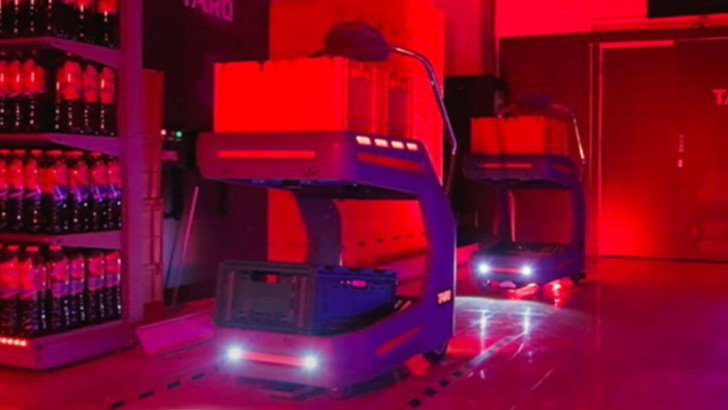 Migros ve Türk Mühendisler 'Robot Alışveriş Sepeti' Geliştirdi: Online Siparişte Hız 5 Katına Çıktı