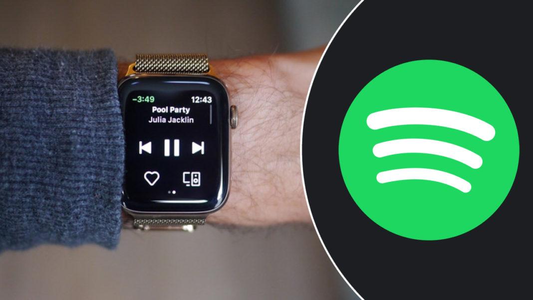 Spotify, Apple Watch'a müzik indirme özelliğini getirdi
