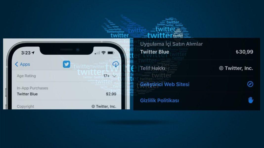 Twitter'ın Yeni Abonelik Hizmeti 'Twitter Blue'nun Çok Tartışılacak Türkiye Fiyatı Belli Oldu