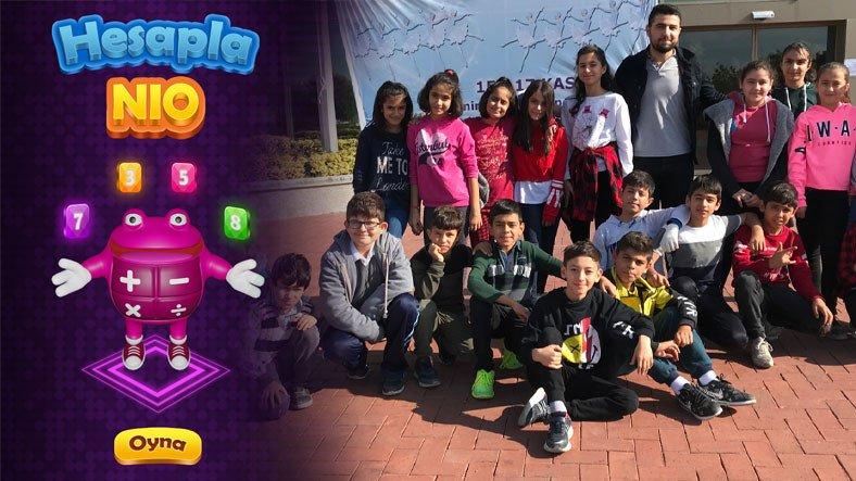 Bir Öğretmenin Ortaokul Öğrencileri ile Birlikte Geliştirdiği Mobil Oyun Yayınlandı