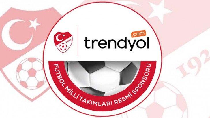 Trendyol, Türk Milli Futbol Takımlarının Resmi Sponsoru Oldu